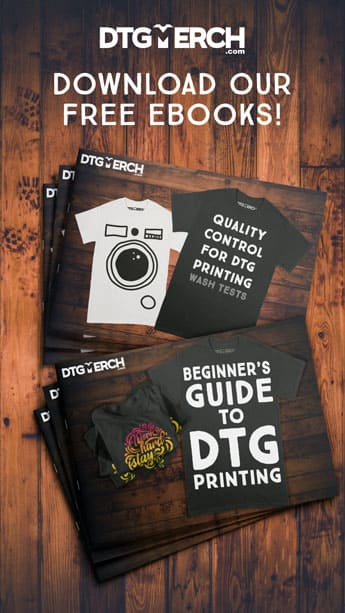 Free Ebook for DTG printing